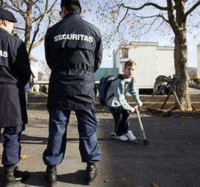 Securitas difficile à … surveiller