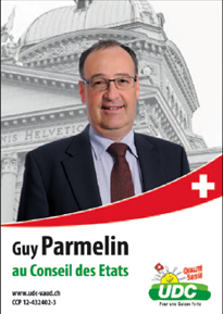 Surprise: Parmelin ne se trouve pas bon